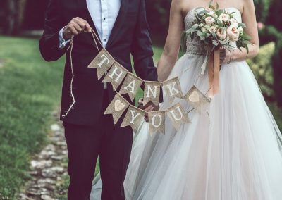 Rustic chic wedding in Arezzo