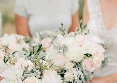 A romantic wedding day in Val d'Orcia