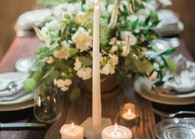 A bucolic and magic wedding atmosphere