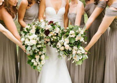 An elegant wedding in Volterra