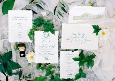 Classically beautiful + Intimate wedding in Tuscany