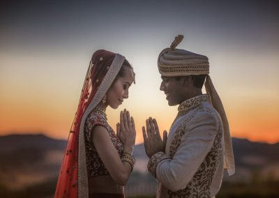Fairytale Indian wedding in Tuscany