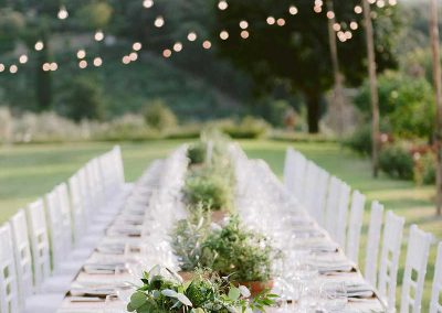 Enchanted wedding in Tuscany
