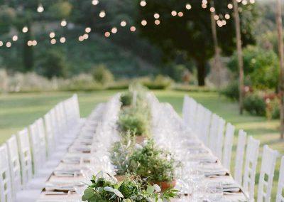 Enchanted wedding in Tuscany