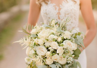 Country chic wedding in a Chianti Castle