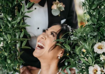 Dusty pink romantic wedding in Florence