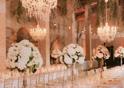 Elegant wedding in a Tuscan Villa